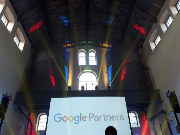 NET invenio na Google Agency Day